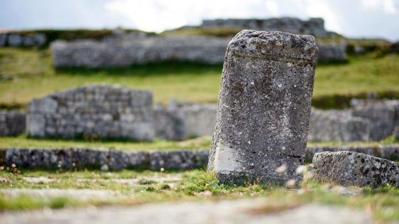 Iuvanum Archaeological Park (CH) | Fine Art Photography